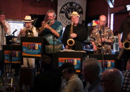 The Jive Bombers at The Rex